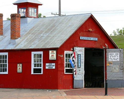 The Blacksmith Shop,