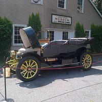 Steam Car that they Use for the Demonstration