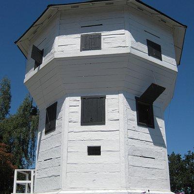 The Bastion blockhouse.