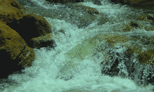 Strong Current River