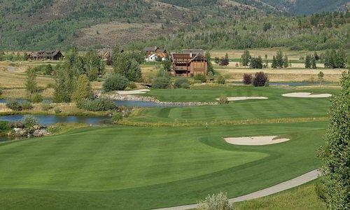 Teton Springs Golf Course