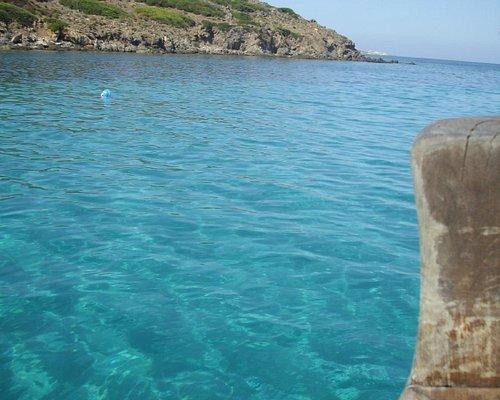 Cala del Bianco ( Pescaturismo Veliero Antonio I )