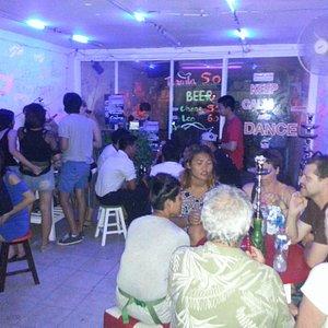 The Hollywood Bar