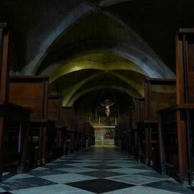 Parroquia Santisimo Cristo, Hauptschiff