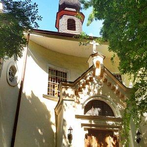 Notre Dame Church in Bratislava