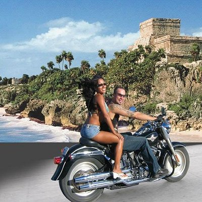 Harley-Davidson Motorcycle Rent Mexico