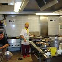Ivan, il cuoco