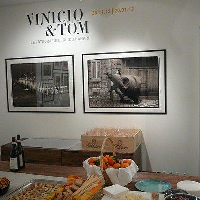 Mostra Vinicio Capossela e Tom Waits