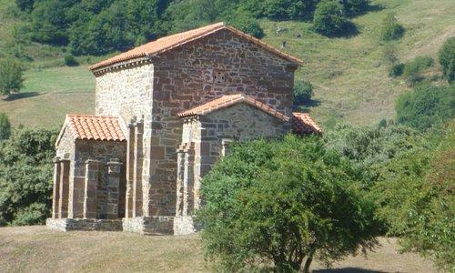 Iglesia Prerrománica Asturiana.