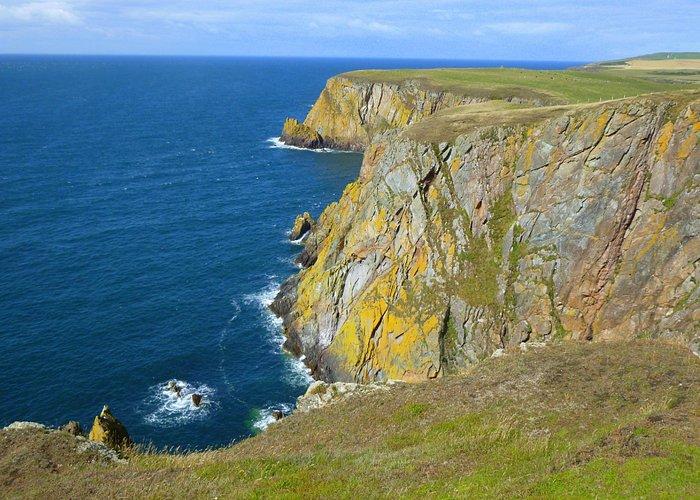 Cliffs near Mull of Kintyre