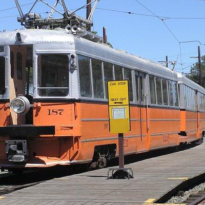 Western CA Train Museum