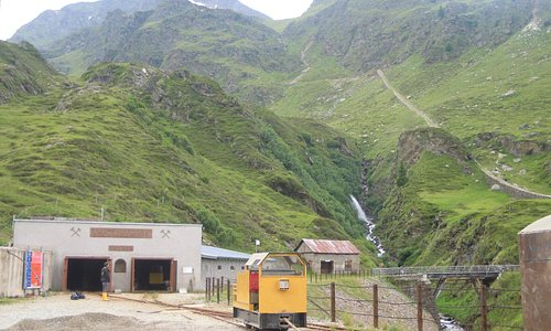 miniera monteneve a Ridanna