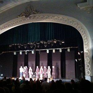 4 сентября в Одессе давали 'Без слов'! Я в восторге! Ребята такие классные!