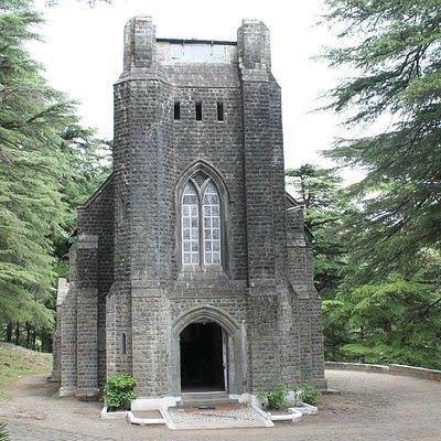 St. John's Church in Wilderness