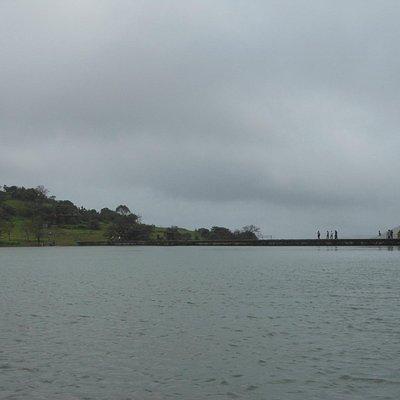 Tungarli dam and lake