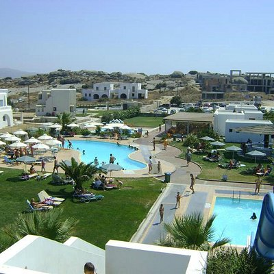 Aqua Fun Water Park Naxos