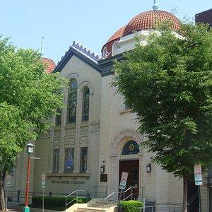 The Sitxh and I Historic Synagogue
