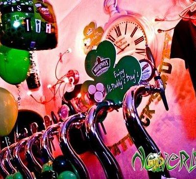 San Patrick Day al Neverland Stradella!