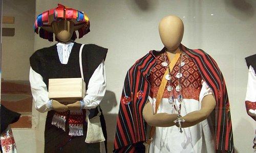Centro Cultural Altos de Chiapas- Tenejapa display