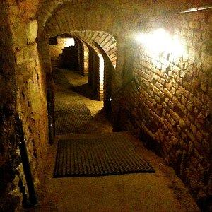 Rzeszow underground tourist trail