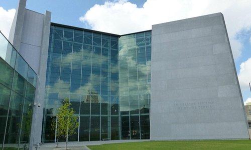 U. S. Freedom Pavilion: The Boeing Center