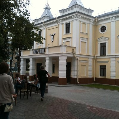 Grodno Puppet Theatre. August 2013. 1.