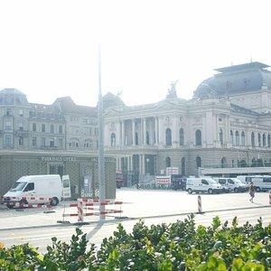Opera and main square