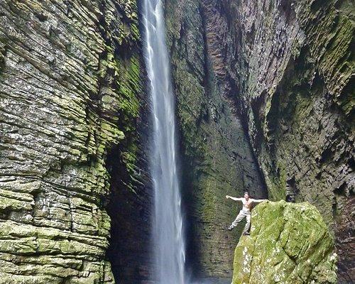 Cachoeira da Fumacinha/ Chapada Diamantina-BA