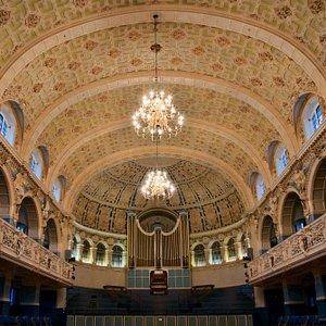 Town Hall Recital Hall, Oxford