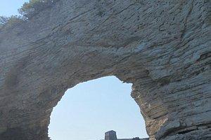 arco con torre di S.felice