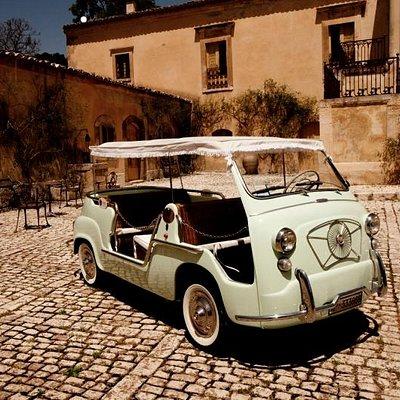 Fiat 600 Multipla Jolly Ghia del 1961