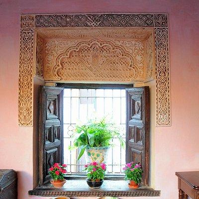 ventana planta superior