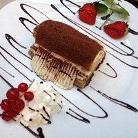 Delicious Tiramisu