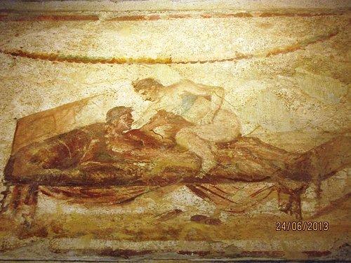 frescos eróticos