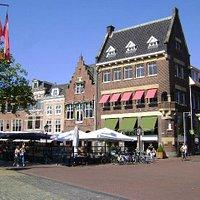 Waag (Wighing House), Gouda, Holanda.