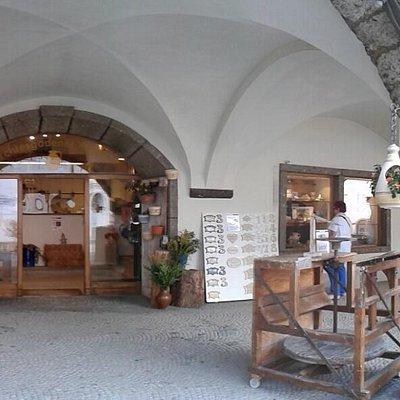 Die Manufaktur am Schlossplatz in Berchtesgaden