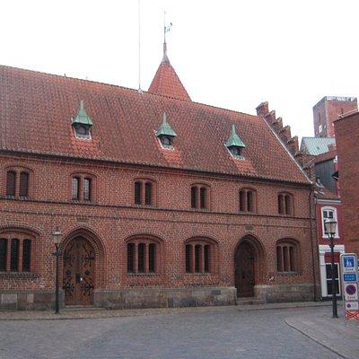 Ribe gamle rådhus