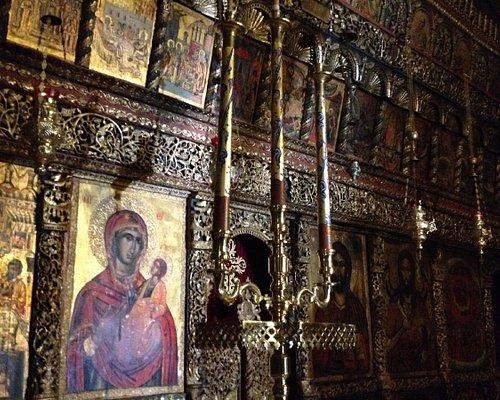 interno del monastero