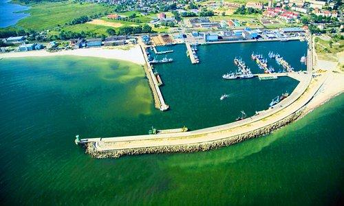 Władysławowo- port