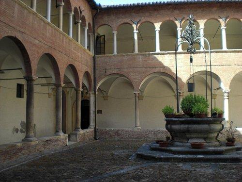 Monastero ss Biagio e Romualdo