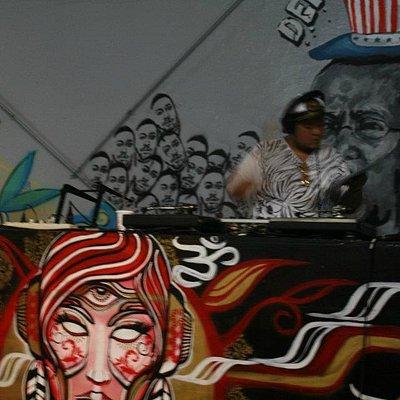 rap event