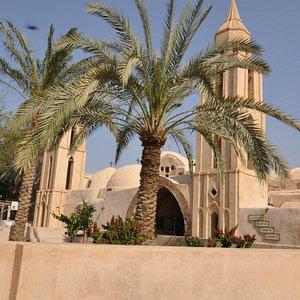 Deir Anba Bishoy, Wadi Natrun Saint Pishoy Monastery Complex #14