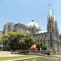 Catedral da Sé - Praça da Sé