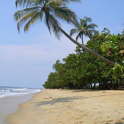 plage de Grand Batanga