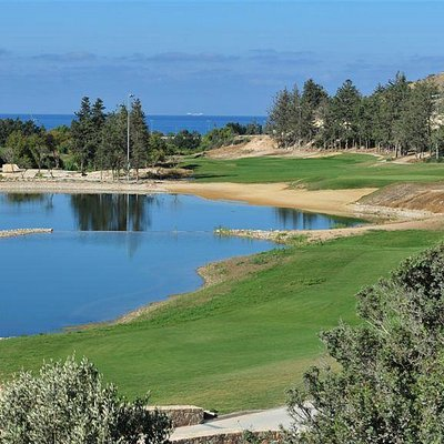 New Secret Valley Golf  Course 18Holes Championship Tony Jacklin Designed By Golf & Land