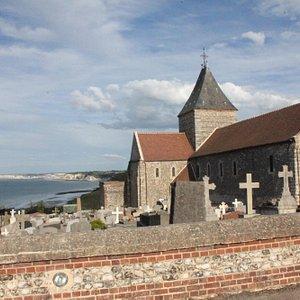 Saint Valery and Cimetiere Marin, Varengeville