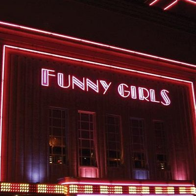 Funny Girls Exterior
