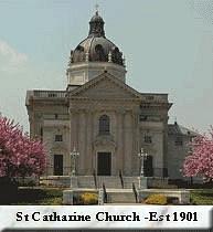St. Catharine Catholic Church--Spring Lake, NJ