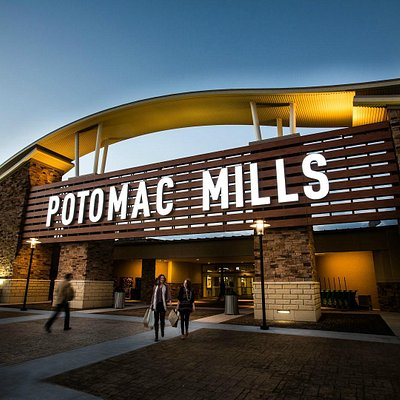 Welcome to Potomac Mills in Manassas, Virginia.
