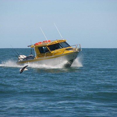 Coastal Experience Vessel